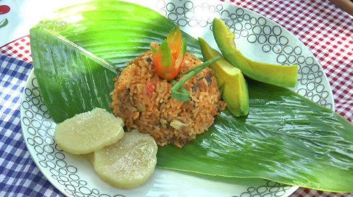 arroz de lisa