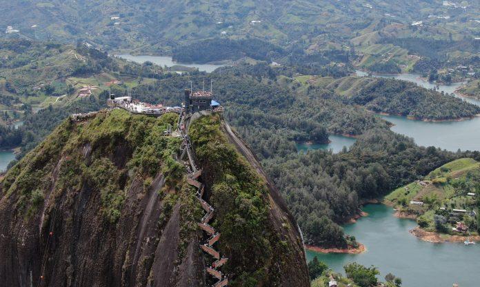 lugares turísticos de Guatapé