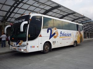Best bus companies in Colombia Expreso Bolivariano